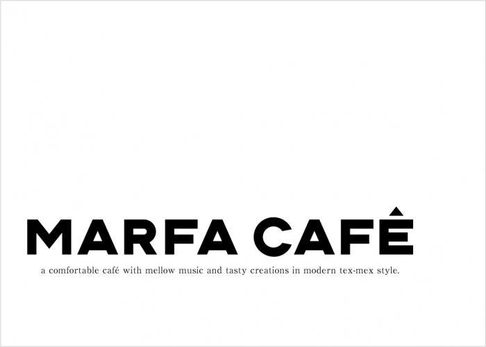 MARFA CAFE