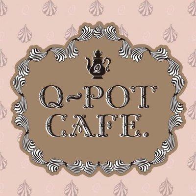 Q-pot CAFE.(Q-pot CAFE.)